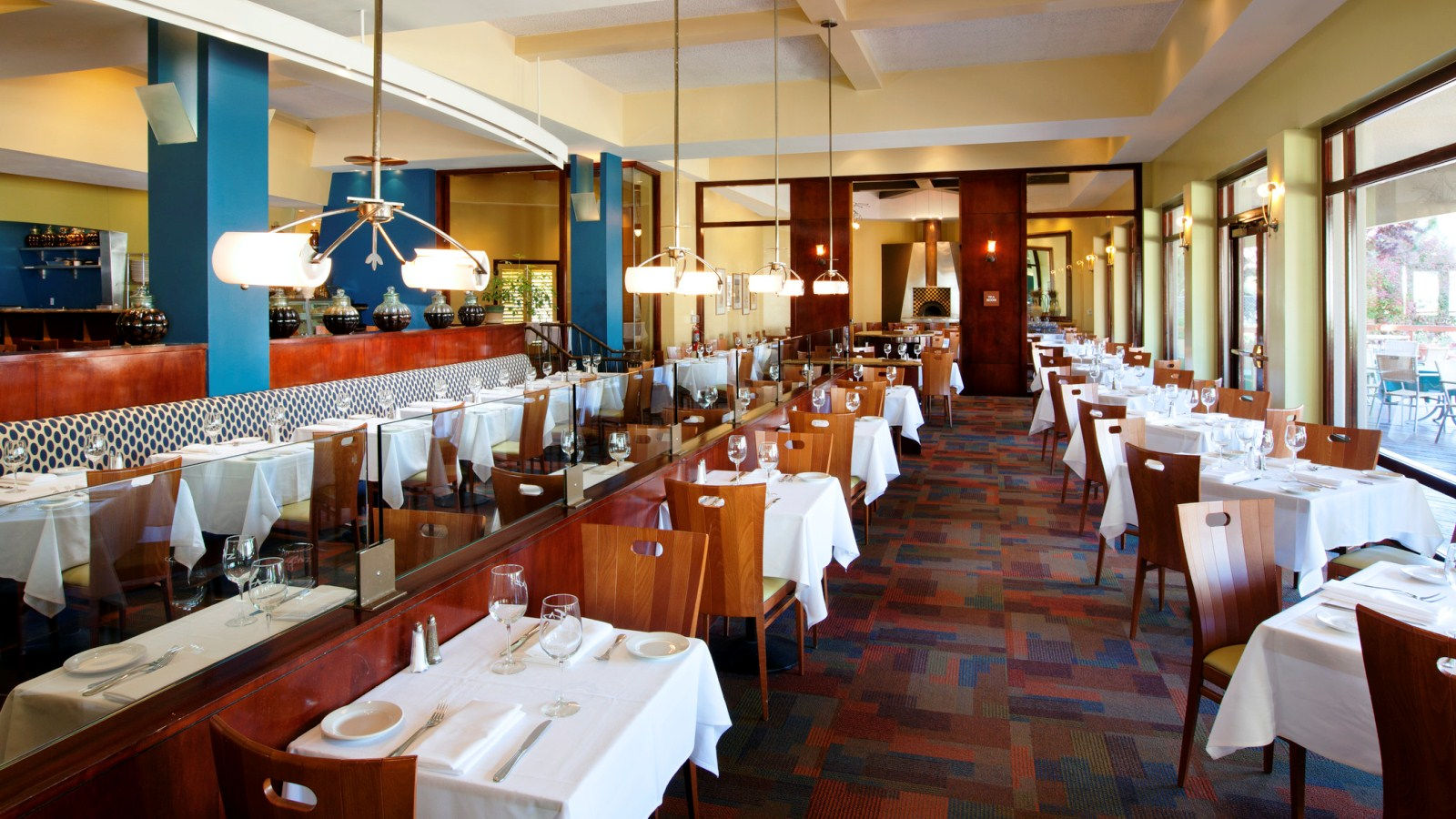 Features - Sunnyvale Restaurant