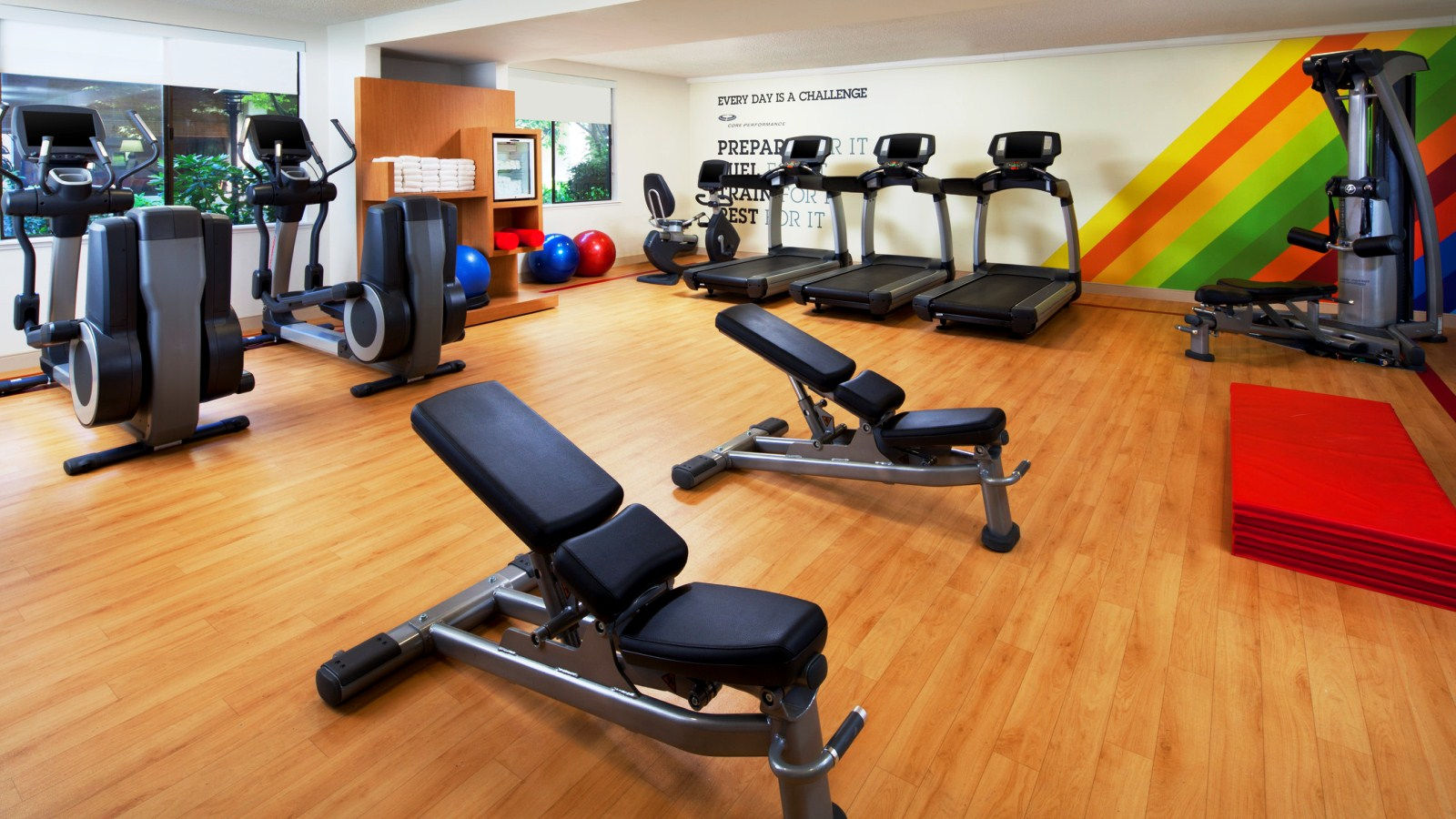 Features - Fitness Center