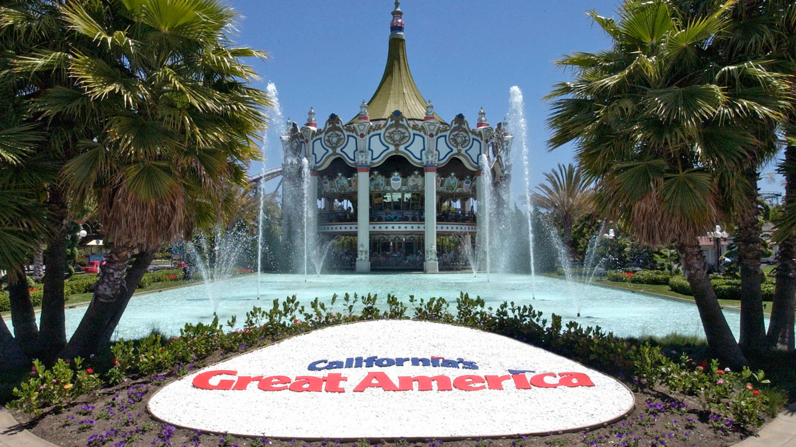 Things to Do in Sunnyvale - California's Great America Amusement Park
