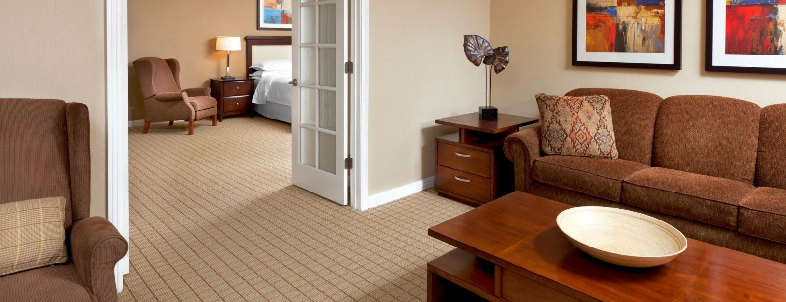 Executive Suite | Sheraton Sunnyvale Hotel